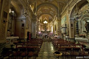 San Bernardo a Cabanne - Aprile 2010(fotografia di Giacomo Aldo Turco