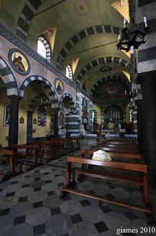 Santa Maria Assunta in Allegrezze - Giugno 2010 (fotografia di Giacomo Aldo Turco