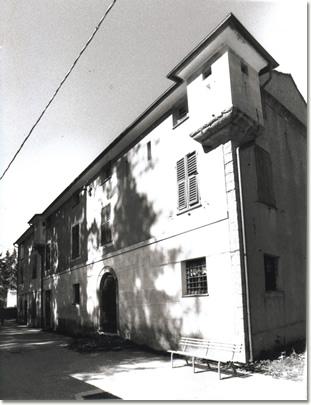 Palazzo dei Della Cella - Cabanne (fotografia di Danilo Zagliani)