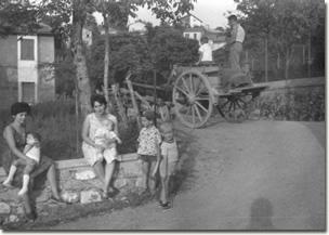 Canale negli anni cinquanta - Ca' da bassu