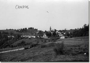 Canale negli anni cinquanta