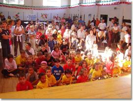 Premiazione MiniOlimpiadi 2007