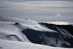Monte Aiona: inverno 2008-2009 (fotografia di Marco Corvisiero)