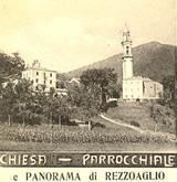 Il vecchio Albergo Americano in una immagine risalente agli anni venti del novecento