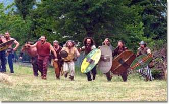 Celtic Festival a Rezzoaglio, Lago delle Lame