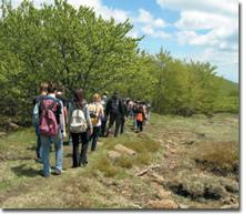 Escursione primaverile nel Parco dell'Aveto