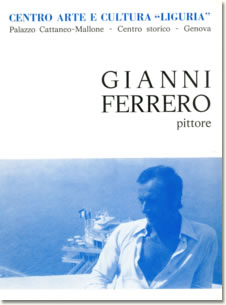 Gianni Ferrero, pittore