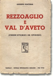 Rezzoaglio e Val d'Aveto - Cenni storici ed episodi