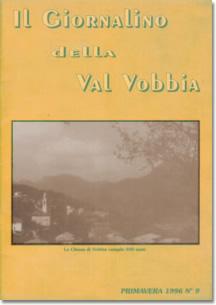 Il Giornalino della Val Vobbia