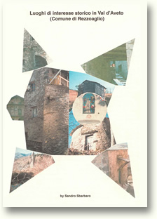 Luoghi di interesse storico in Val d'Aveto (Comune di Rezzoaglio)