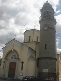 Magnasco - Chiesa di san Bartolomeo