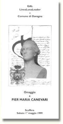 Mostra dedicata a Pier Maria Canevari