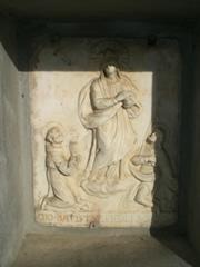 Madonna fra i santi (fotografia di Fabio Guidoni)